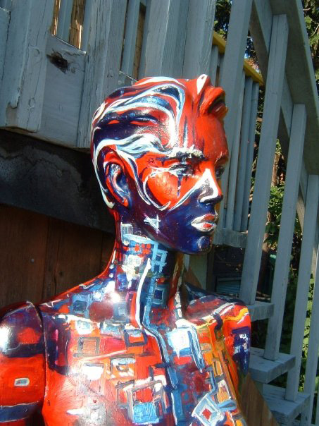 Interstellar mannequin